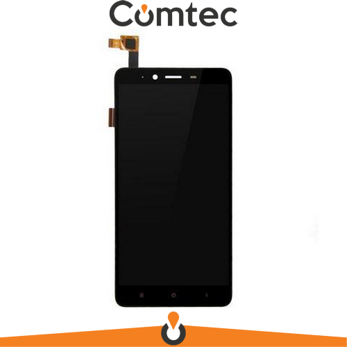 Дисплей для Xiaomi Redmi Note 2 с тачскрином (Модуль) черный
