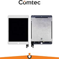 Дисплей для iPad mini 4 (A1538/A1550) с тачскрином (Модуль) белый, оригинал