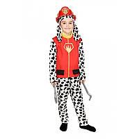 Детский маскарадный костюм Пожарного Маршала из мультфильма Щенячий патруль, фото 1