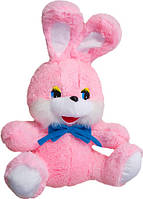 """Мягкая игрушка """"Заяц Степашка"""" от ТМ""""Золушка"""" (45см) маленький, розовый"""