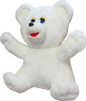 "Мягкая игрушка ""Медведь Умка мутон"" от ТМ""Золушка"" (53см) белый, средний"