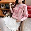 Мягкий женский свитер на зиму 42-46 (в расцветках), фото 6