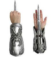 Нарукавник со скрытым клинком оружие Эцио - Ezio Auditore Role-play Gauntlet, Creed Brotherhood