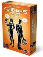 """Настольная игра """"Кодовые имена. Картинки"""" от GaGa Games"""