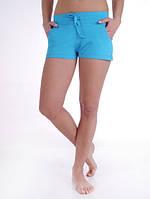 Шорты короткие хлопок голубые XS, серые М