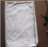 Йога полотенце Manduka ( йога мат Мандука ) белое