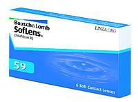 Контактная линза SofLens 59 (1 месяц)
