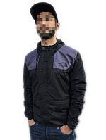 Куртка ветровка The North Face 1985 Seasonal (ориг.бирка) черный с серым