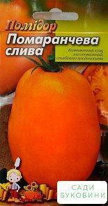 Томат 'Оранжевая слива' ТМ 'Весна'0.1г