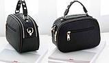 Модная женская сумочка с пуговицами, фото 7