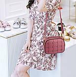 Модная женская сумочка с пуговицами, фото 10