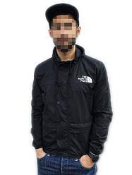Куртка ветровка The North Face 1985 Seasonal (ориг.бирка) черный