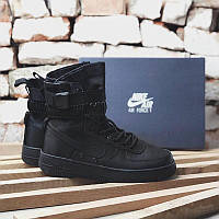 Мужские кроссовки Nike Special field Air Force 1 Triple Black