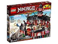 Конструктор LEGO Ninjago. Монастырь Кружитцу