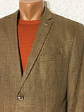 Пиджак льняной H&M (48-50), фото 7
