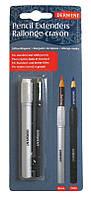 Набор удлинителей для карандашей DERWENT 2шт (d-7мм, d-8мм) D-2300124