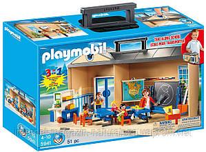 Конструктор Playmobil 5941 Переносная школа 3 в 1