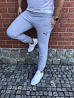 Теплые спортивные мужские штаны Puma (Пума)