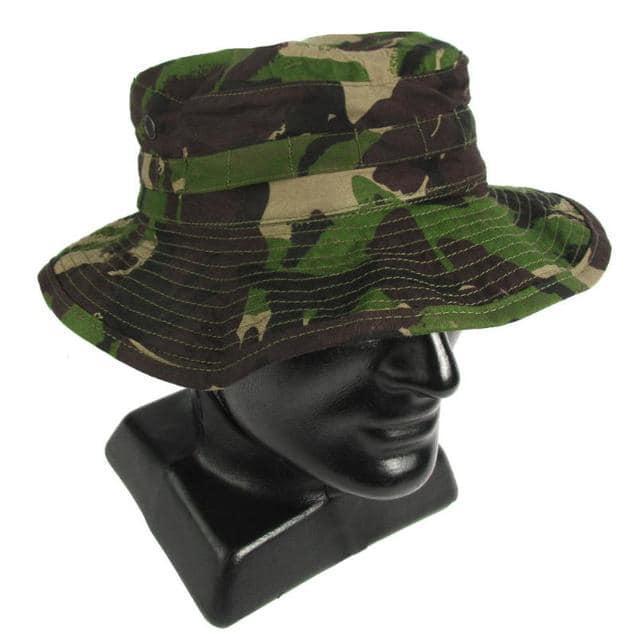 Оригинальная летняя панама армии Великобритания DPM