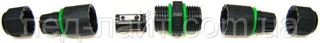 Соединитель кабеля герметичный IP68