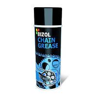 Спрей-смазка для цепей BIZOL CHAIN GREASE 0,4л