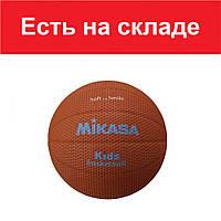 Баскетбольный мяч Mikasa SB512-BR