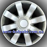 Колпаки колесные SKS 323 (R15) (4шт.+ логотипы)