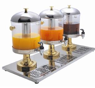 Диспенсер для холодних напоїв EWT INOX J18 /3х6л, фото 2