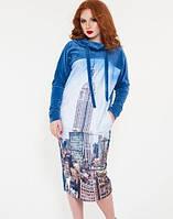 Платье Город лик328, фото 1