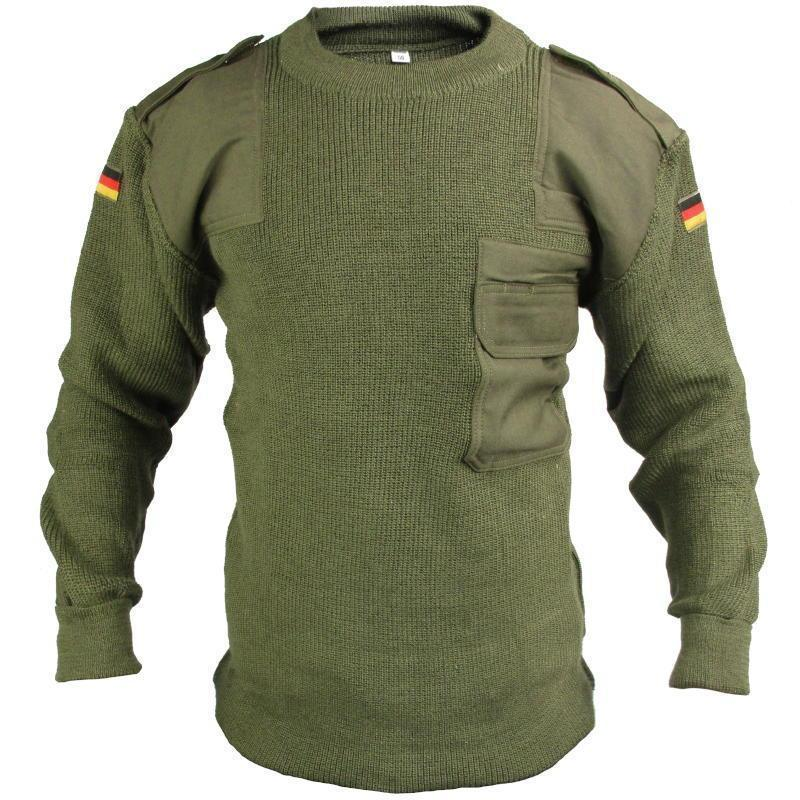 Оригинальные свитера армии Бундесвер размер 54