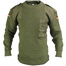 Оригинальные свитера армии Бундесвер размер 54/3 рост