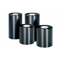Риббон WAX 57х75, Ø12,5 мм, черный