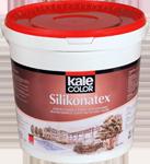 Фасадная структурная краска Silikonatex