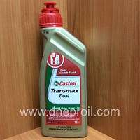 Трансмиссионное масло Castrol Transmax DUAL 1 л., фото 1