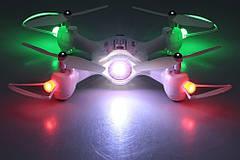 Квадрокоптер Syma с 2,4 Ггц управлением (21 cм) X23(White), фото 3