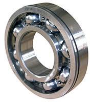 Подшипники шариковые радиальные однорядные с канавкой на наружном кольце ГОСТ 6-50305АШ1 DIN6305N