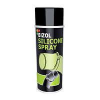 Спрей-смазка силиконовая BIZOL SILICONE SPRAY 0,4л