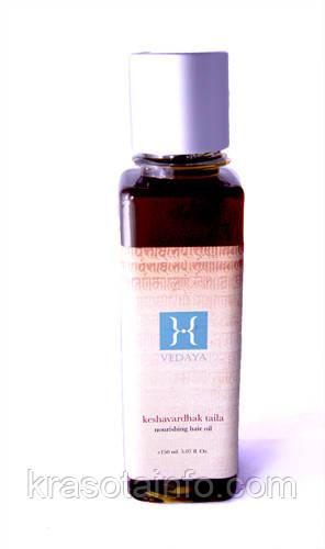 Питательное масло для волос (Keshavardhak Taila) Vedaya