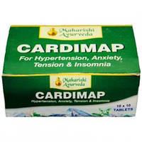 Кардимап ( Cardimap Maharishi Ayurveda ) кардиотоник 100 табл