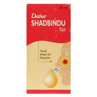 Шадбинду масло (Shadbindu oil, Dabur), 50 мл