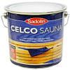 Лак для саун Sadolin CELCO SAUNA (Селко Сауна) 2,5л