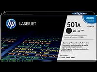 Заправка картриджа HP CLJ 3600, 3800 black (Q6470A / 501А) в Киеве