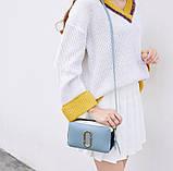 Стильная женская мини сумочка клатч, фото 4