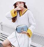 Стильная женская мини сумочка клатч, фото 5