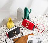 Стильная женская мини сумочка клатч, фото 7