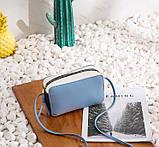 Стильная женская мини сумочка клатч, фото 9