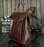 Классический женский рюкзак, фото 5