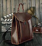 Классический женский рюкзак, фото 7