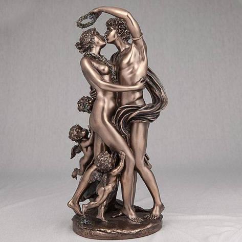 Статуетка Veronese Зефір і Флора - божественна любов (37 см) 73010 A4 Італія, фото 2