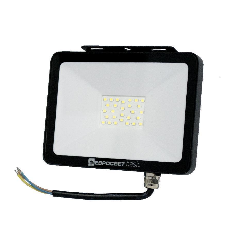 Прожектор светодиодный ES-50-504 BASIC-XL 2750Лм 6400К
